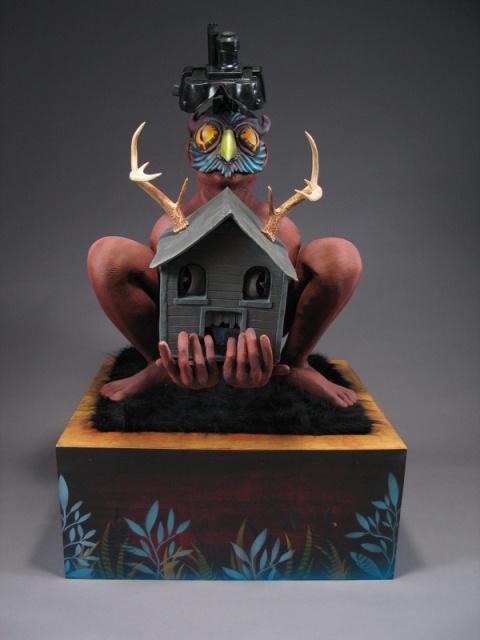 Tomas Schneider Sculpture 2