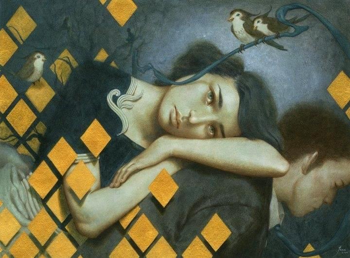 Tran Nguyen - Therapeutic Art