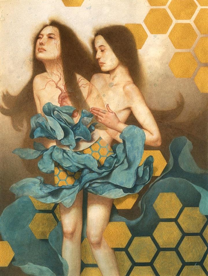 Tran Nguyen - queen bee