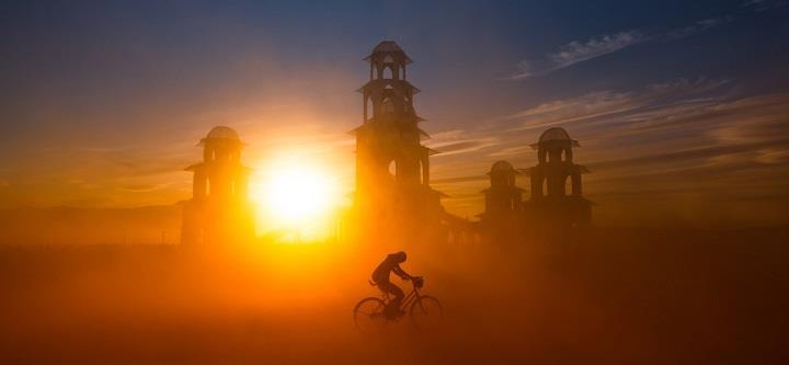 Trey Ratcliff - burning man 2011