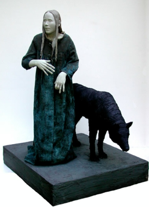 Tricia Cline Sculpture 2