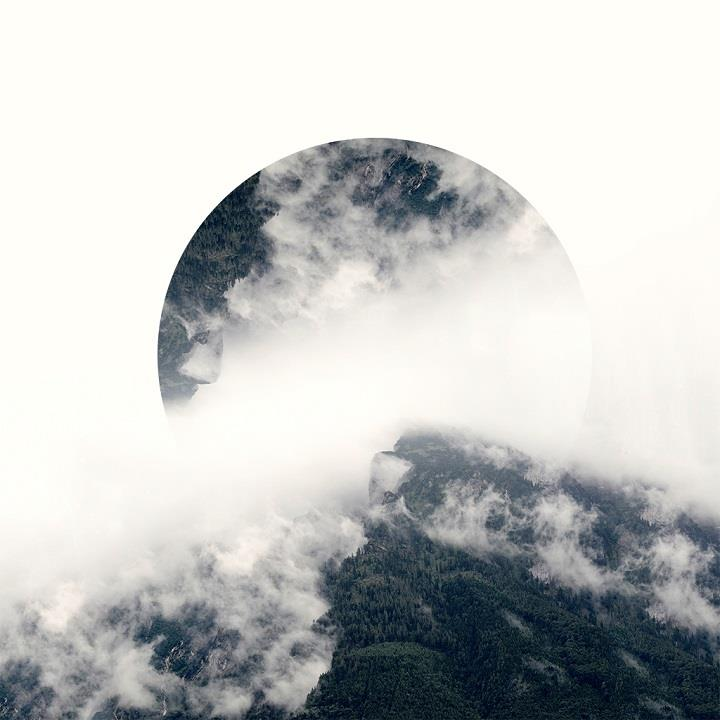 Victoria Siemer - clouds inversed art