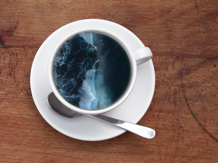 Victoria Siemer - coffee cup manipulations 2