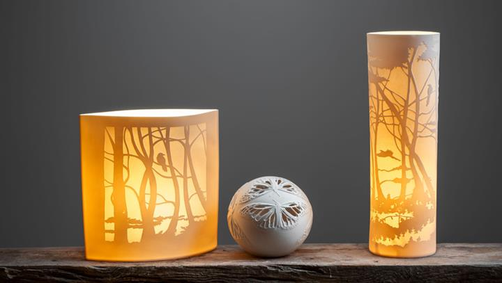 Amy Cooper - Porcelain Lighting